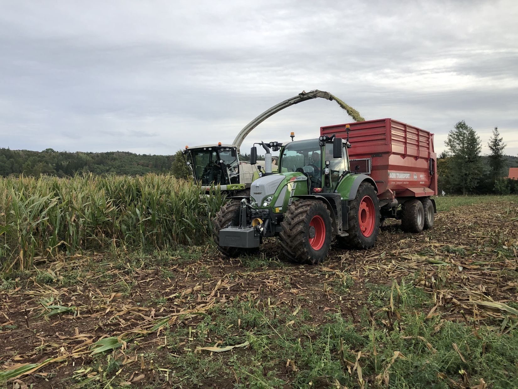 Zemědělské služby pro Kladno, Velká dobrá a okolí zemědělec Jiří Hašek 9